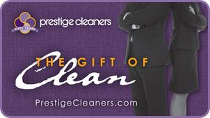 Prestige Cleaners Gift Card