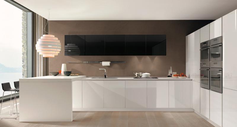 Italian Kitchen Designs  EuroMobil  CopatLife  Chicago