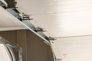 Garage Door Track Repair in Barberton Ohio