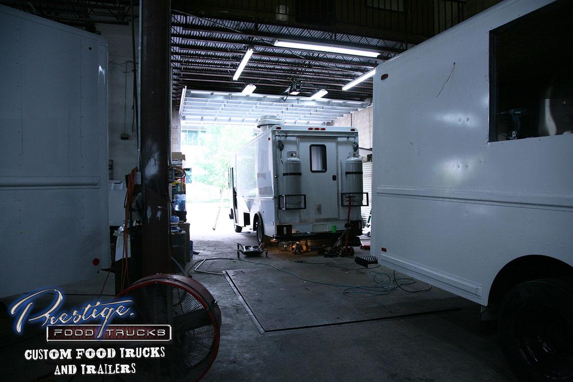 New Food Trucks For Sale Custom Builder Manufacturer