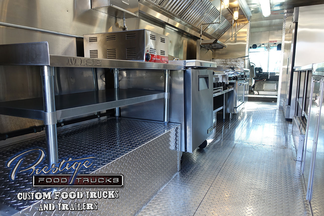 Food Truck Gallery 15  Prestige Custom Food Truck