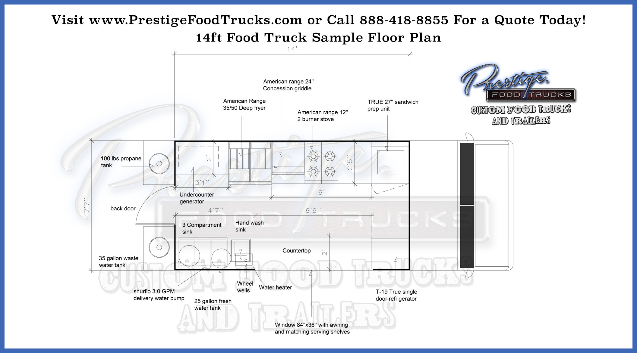 Build your custom truck for Design your own food truck online