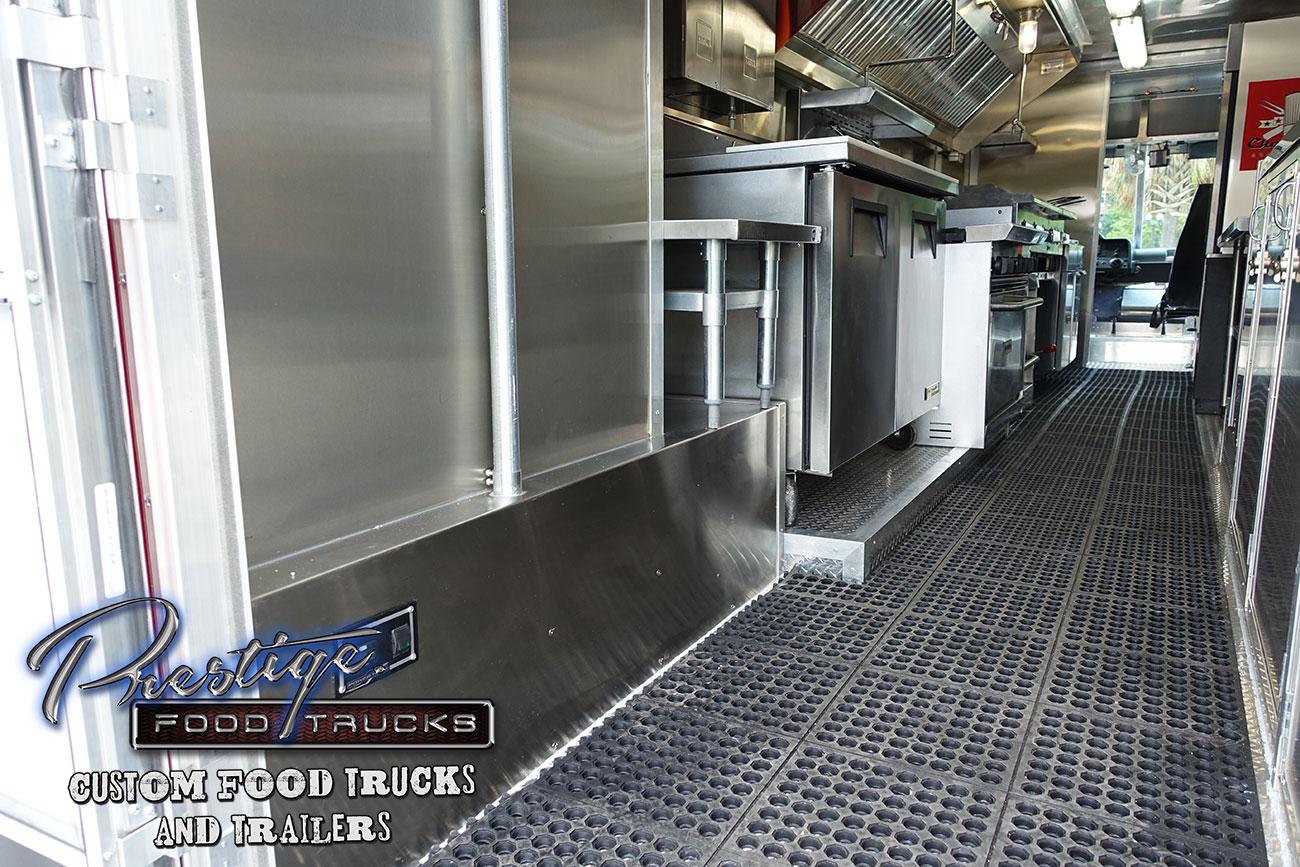 Food Truck Flooring