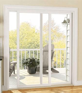 residential door and window glass
