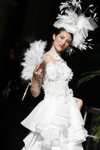 robe de mariée et  de robe de cocktail sur mesure Lolita C. Bordeaux Merignac