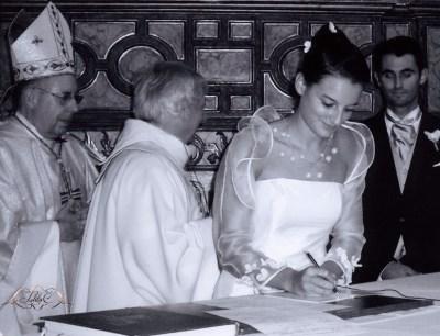 Lolita C. création de robe de mariage Bordeaux