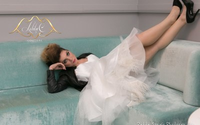 Shooting photo pour un apres-midi de princesse