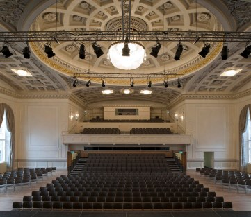The Assembly Rooms, theatre