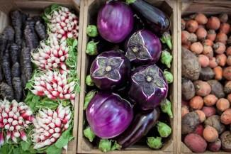 Seasonal Scottish produce