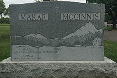 Family monument main