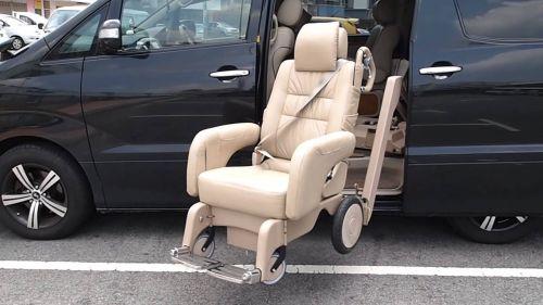 Toyota Alphard Welcab 10  20 Series 2002 to 2014