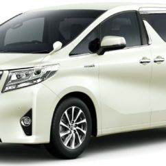 Harga All New Vellfire Grand Avanza Veloz 2018 Toyota Alphard Hybrid And 30 Series Import Model Luxury White Pearl Crystal Shine Glass Flakes 086 Small