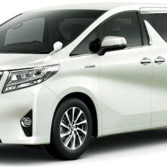 Harga Mobil All New Vellfire Kijang Innova 2015 Toyota Alphard Hybrid And 30 Series Import Model White Pearl Crystal Shine 070 Small