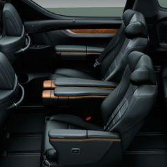 All New Alphard Executive Lounge Toyota Yaris Trd Sportivo Vs Honda Jazz Rs Hybrid And Vellfire 30 Series Import Model Seat Colour