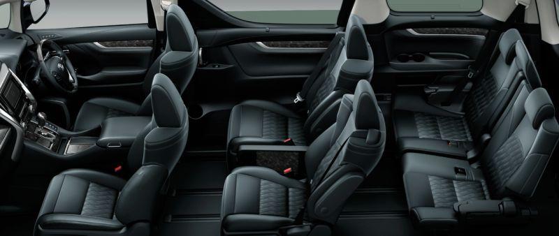 harga all new vellfire 2017 grand avanza tipe g toyota alphard hybrid and 30 series import model zr seat colour