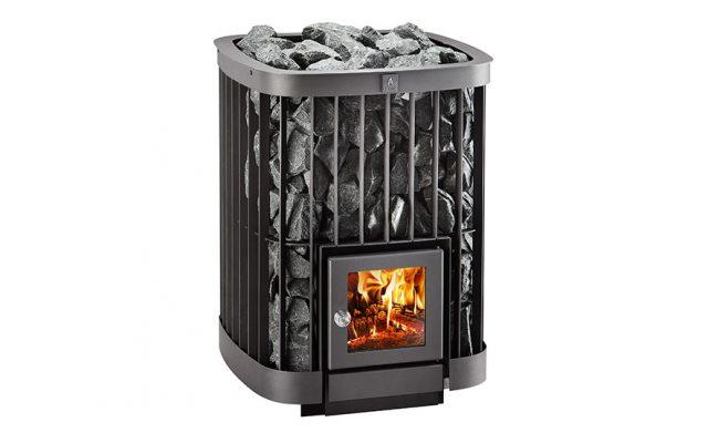 Saga Wood sauna stove
