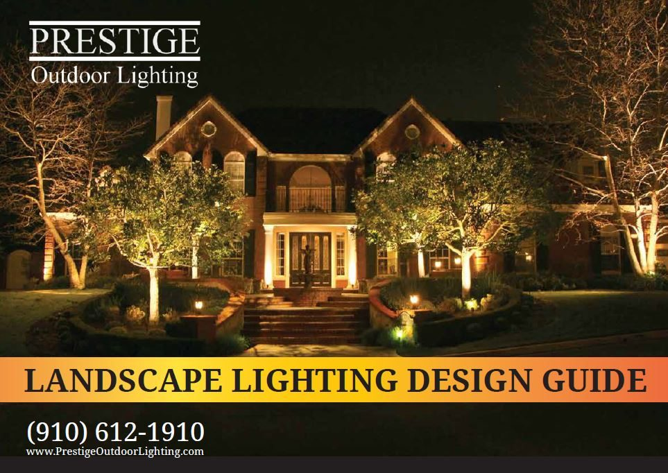 Design guide prestige outdoor lighting for Household design guide