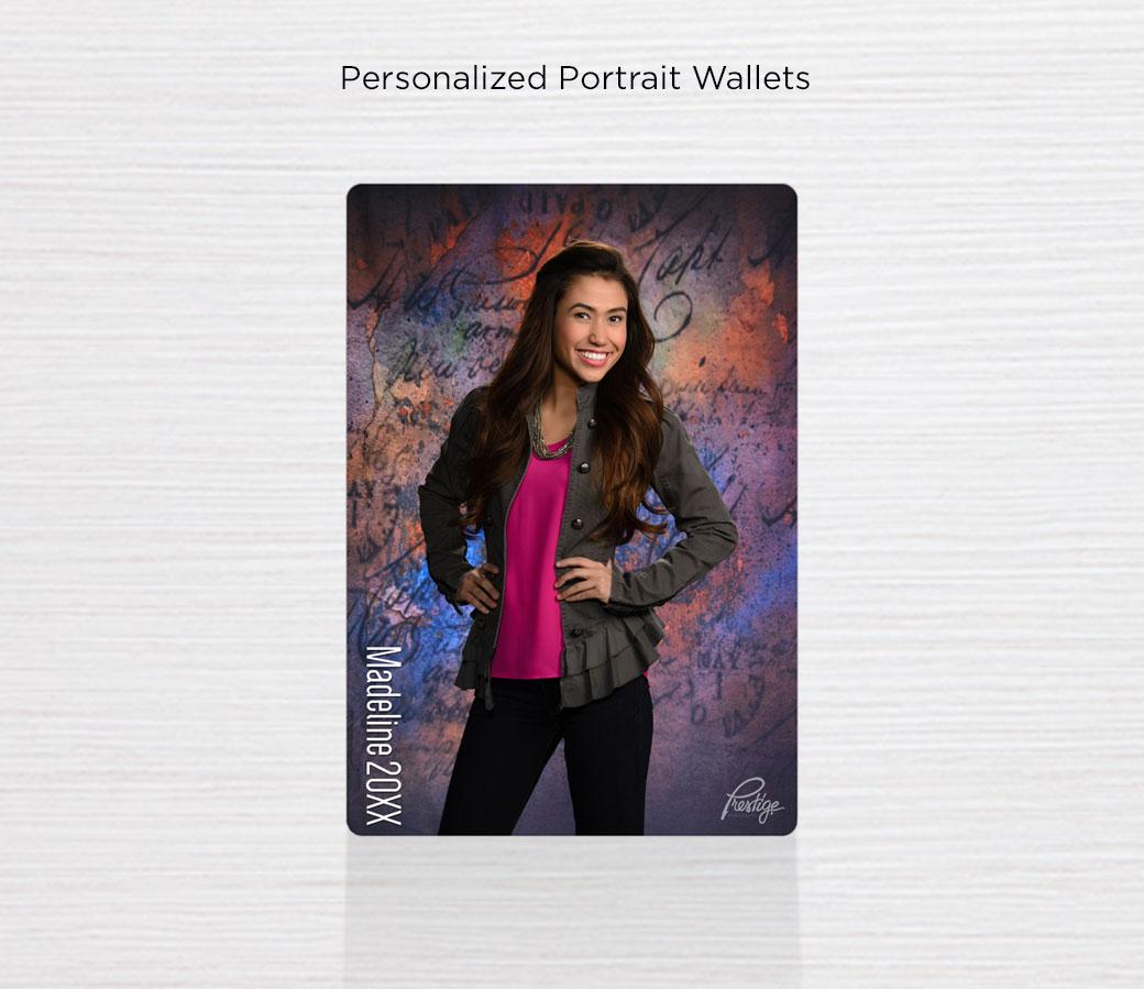 Senior Portrait Products  Prestige Portraits
