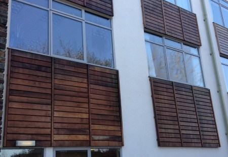 External Wall Cleaning and Softwash – Render Cleaning Example