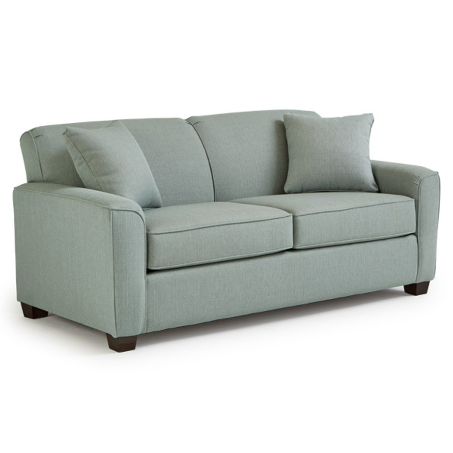 best sofa bed for living room small seating solutions dinah home envy furnishings custom made furniture store