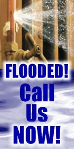 Flooded? Call Us NOW!