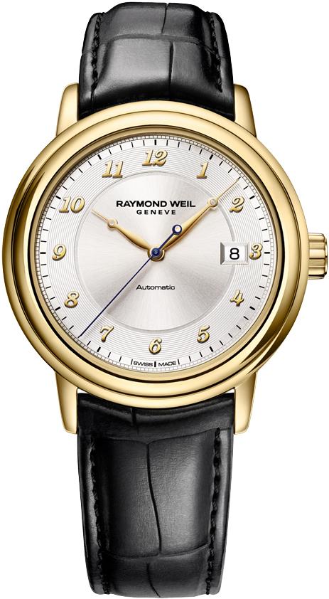 12837g05658 Raymond Weil Maestro Mens Watch