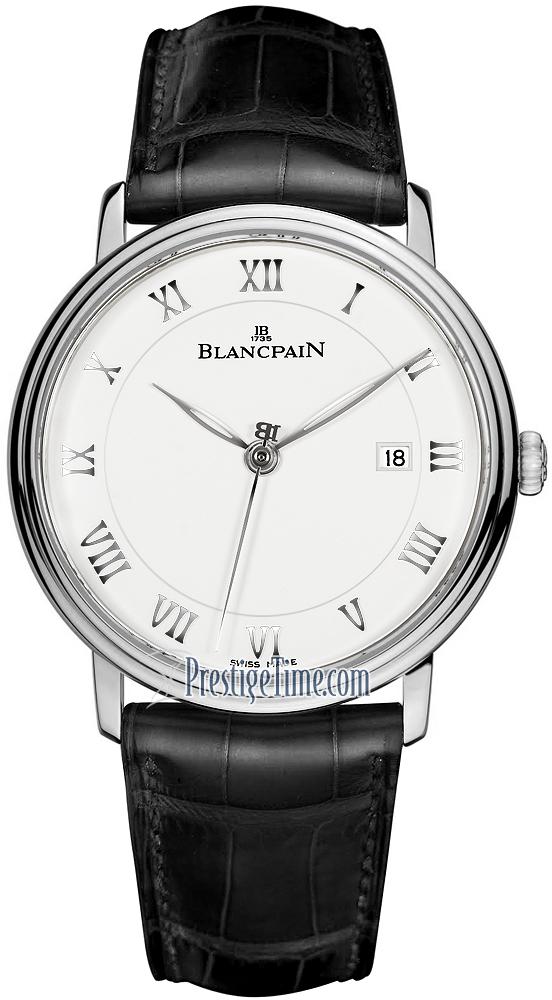 6651112755b Blancpain Villeret Ultra Slim Automatic 40mm