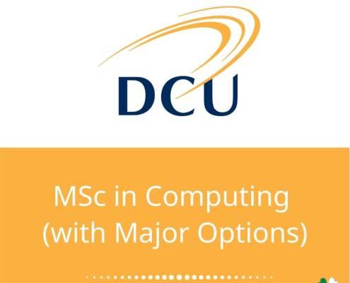 DCU대학교-아일랜드유학- (1) 컴퓨터사이언스 석사
