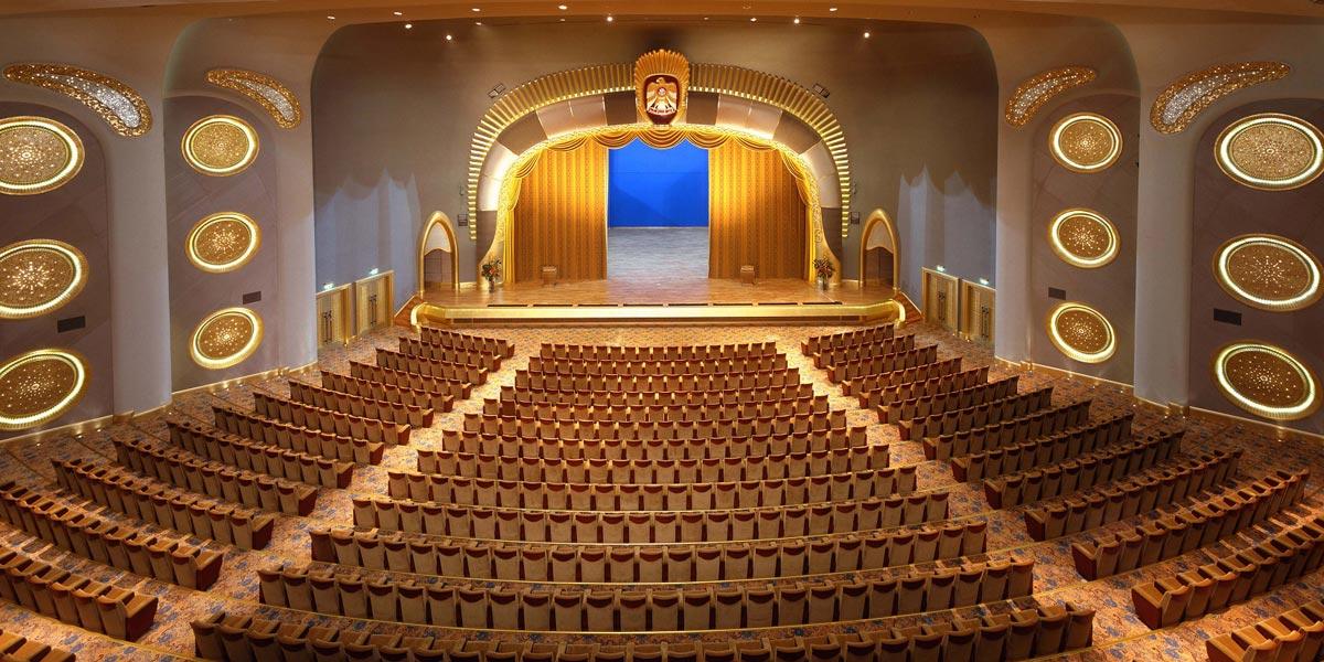 Emirates Palace Event Spaces  Prestigious Venues