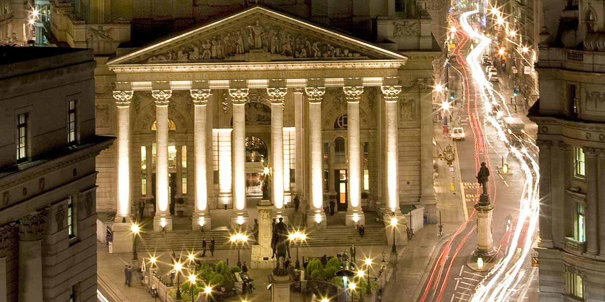 The Royal Exchange Event Spaces  Best Venue In London  Prestigious Venues