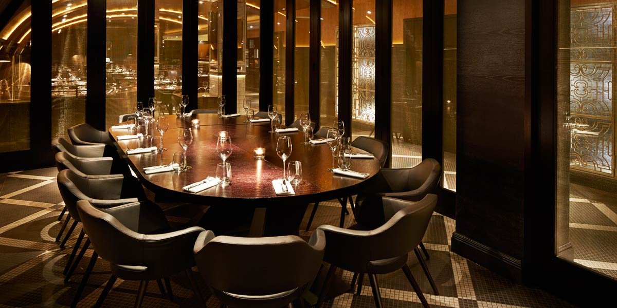 Private Room Dining Los Angeles