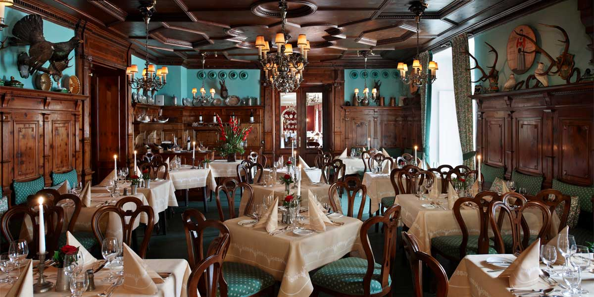 Hotel Sacher Salzburg Event Spaces  Prestigious Venues
