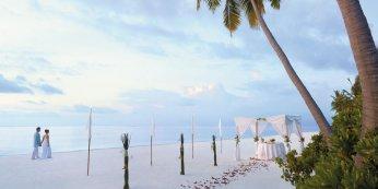Wedding On The Beach, Shangri La Maldives, Prestigious Venues