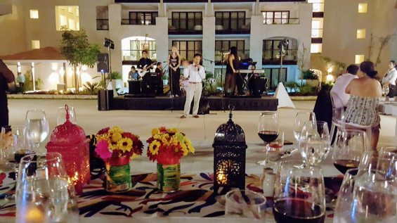 A summary of the experiences at Closing party, Prestigious Venues FAM Trip, Mex2017