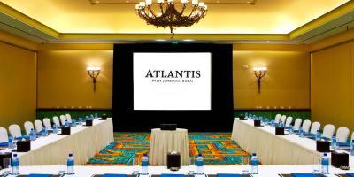 Atlantis The Palm, Dubai Event Spaces - Prestigious Venues