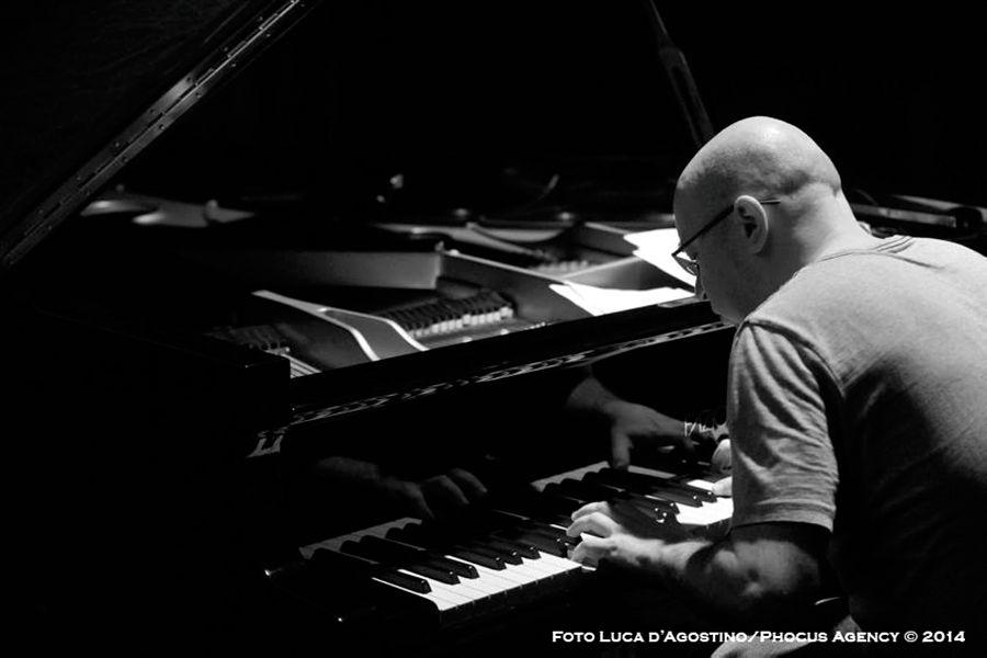 Pordenone, 19/03/2014 - Ridotto Teatro Verdi - PIano Jazz 2014 - Circolo Controtempo - Marcin Wasilewski - Foto Luca d'Agostino/Phocus Agency © 2014