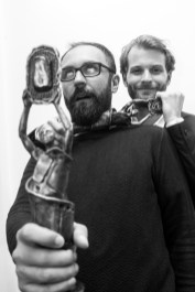 Mariusz Włodarski i Magnus von Horn
