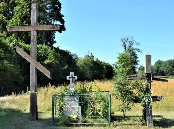 Typowy obrazek - jedna wieś dwa wyznania