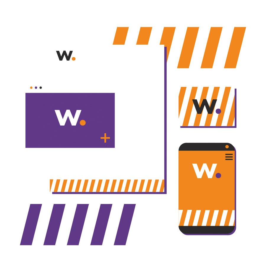 Identyfikacja Wizualna Tekst Biznes