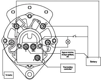 Leece Neville Voltage Regulator Wiring, Leece, Free Engine