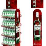 BACARDI® Superior Case Rack