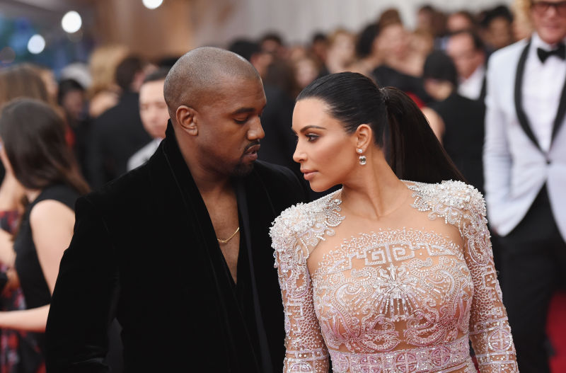 Kim Kardashian Should Not Be Blamed for the F–kery of Kanye West