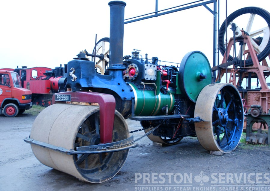 Aveling And Porter Traction Engine For Sale