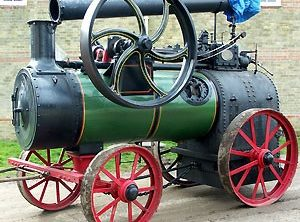 Steam Tractors For Sale Usa