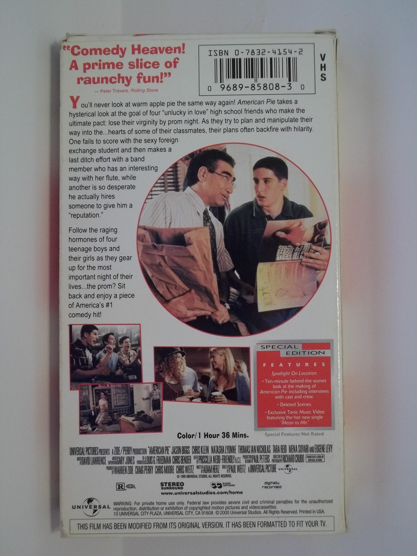 American Pie Comedy Scenes : american, comedy, scenes, American, Special, Edition), #85808, Preston's, Items