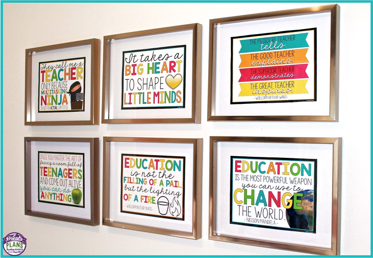 10 Ideas To Make Your Teachers Lounge A Positive Space