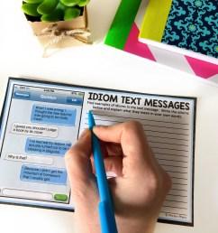 7 Creative Activities to Teach Idioms - Presto Plans [ 3024 x 3024 Pixel ]