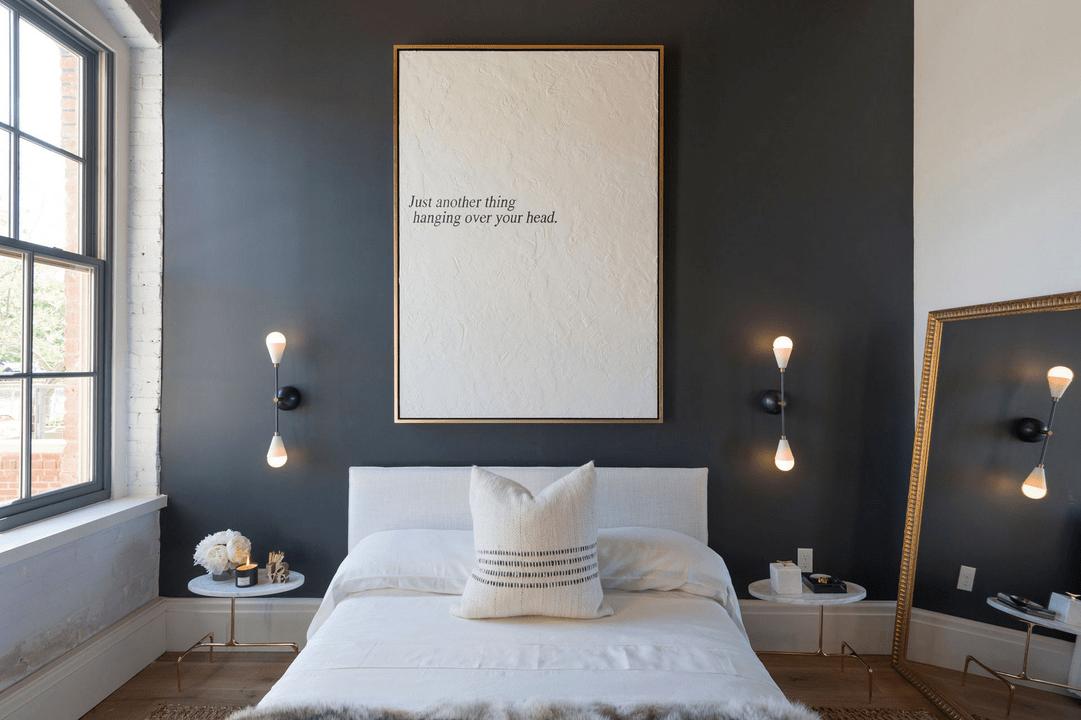 5 Ideas para pintar tu casa de negro