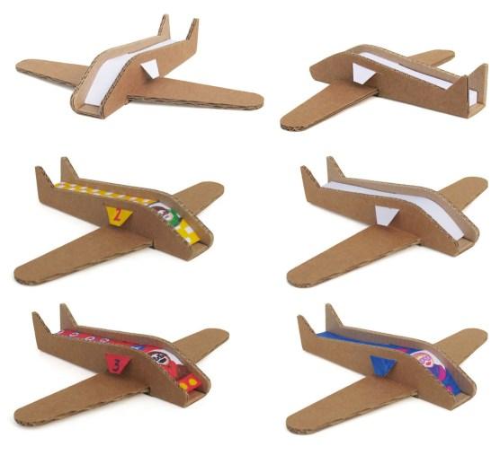 Bastel-Flugzeug