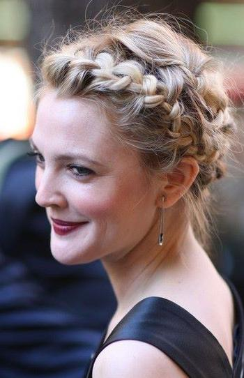 Braided Updos To Try Right Now Pret Amoda Style Files